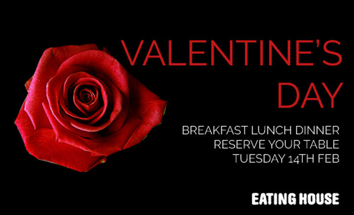 2017 Valentine's Day Eating House Rowville Event