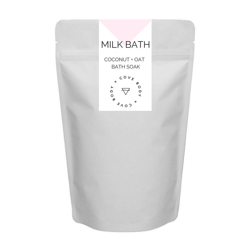 Coconut Milk Bath