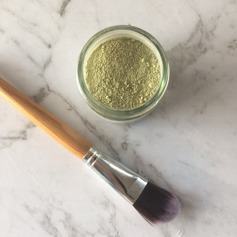 Bamboo Mask Brush