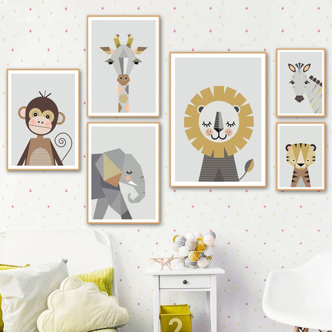 AFFICHE DESIGN ANIMAL - My Poppy Shop