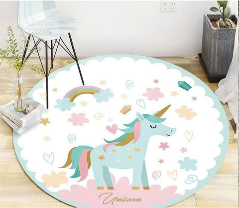 TAPIS LICORNE - My Poppy Shop