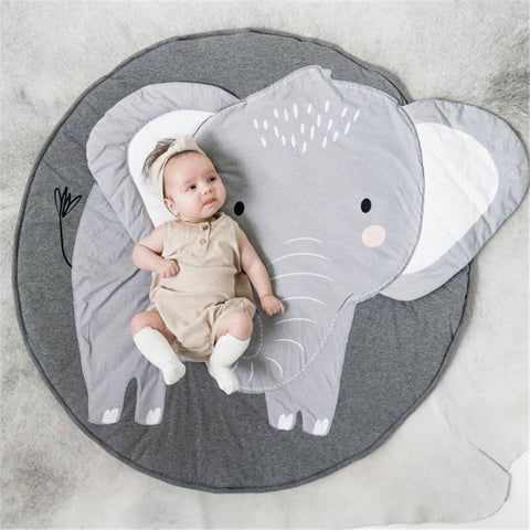 TAPIS ELEPHANT - My Poppy Shop