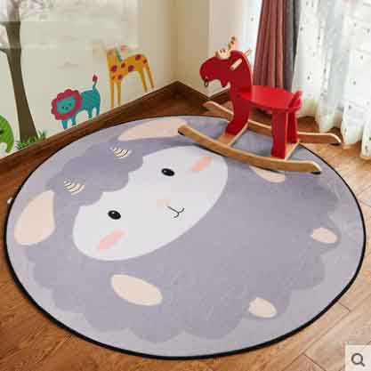TAPIS MOUTON - My Poppy Shop