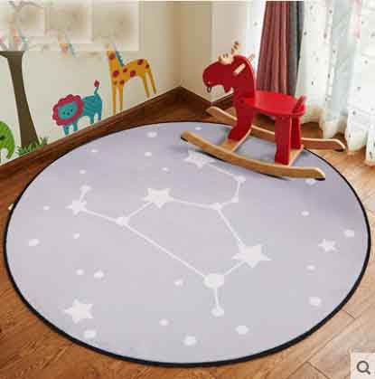 TAPIS CONSTELLATIONS - My Poppy Shop