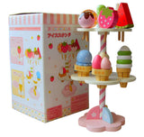 PRESENTOIR GLACES EN BOIS - My Poppy Shop