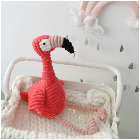 PELUCHE FLAMANT ROSE - My Poppy Shop
