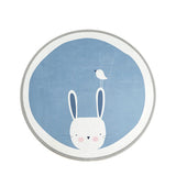 TAPIS LAPIN 100CM - My Poppy Shop