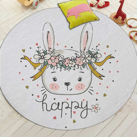 TAPIS LAPIN - My Poppy Shop