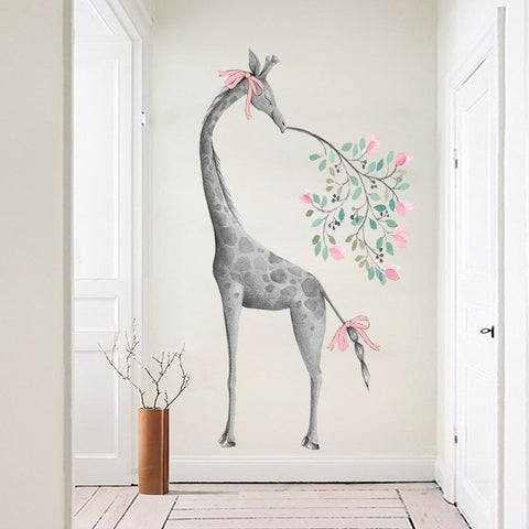 STICKER GIRAFE - My Poppy Shop
