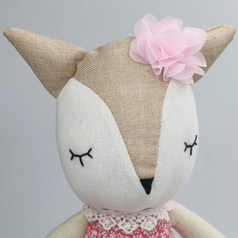 POUPEE RENARD 50CM - My Poppy Shop