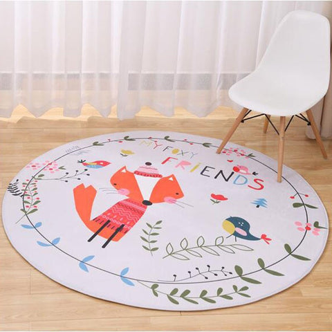 TAPIS RENARD - My Poppy Shop
