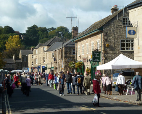 Bakewell Market 16th April 2018