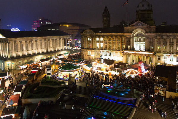 Birmingham Frankfurt Christmas Market - 9th Dec 2017