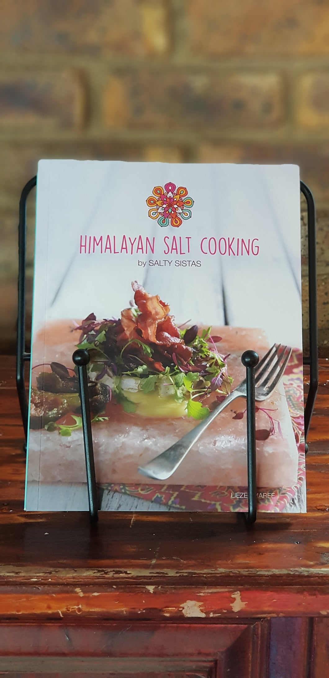 Himalayan Salt Cooking Book