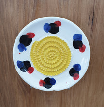 Color Palette African Grater Plate