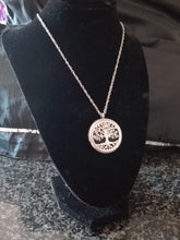 Tree of Life Stainless Steel Necklace