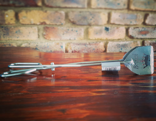 Stainless Steel Braai Tongs