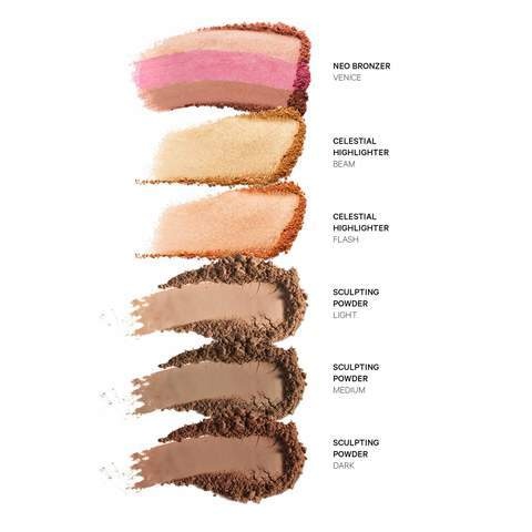 Paleta 'The Art of Sculpting + Defining Volume III' de KEVYN AUCOIN