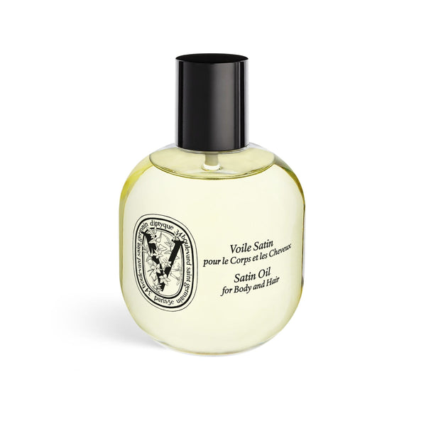 Aceite satinado para cuerpo y pelo de diptyque - Satin Oil for Body and Hair