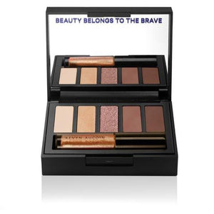 Paleta de sombras 'Emphasize Eye Design Palette - Focused' de KEVYN AUCOIN