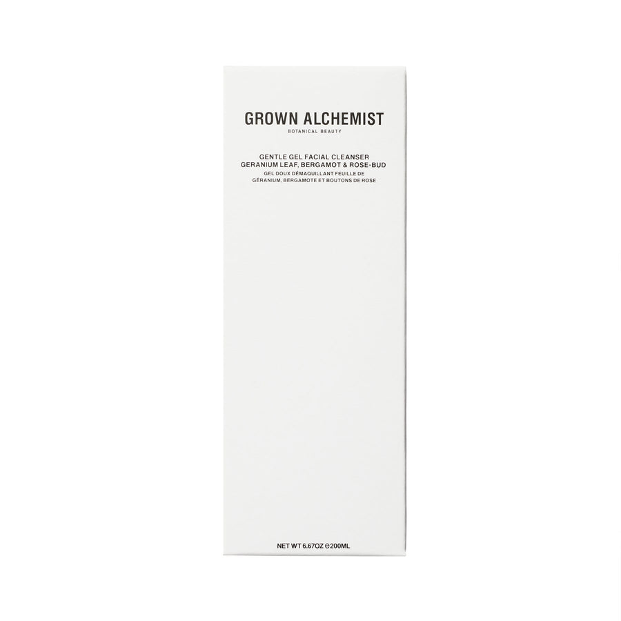 Limpiadora facial en gel de GROWN ALCHEMIST - Gentle Gel Facial Cleanser