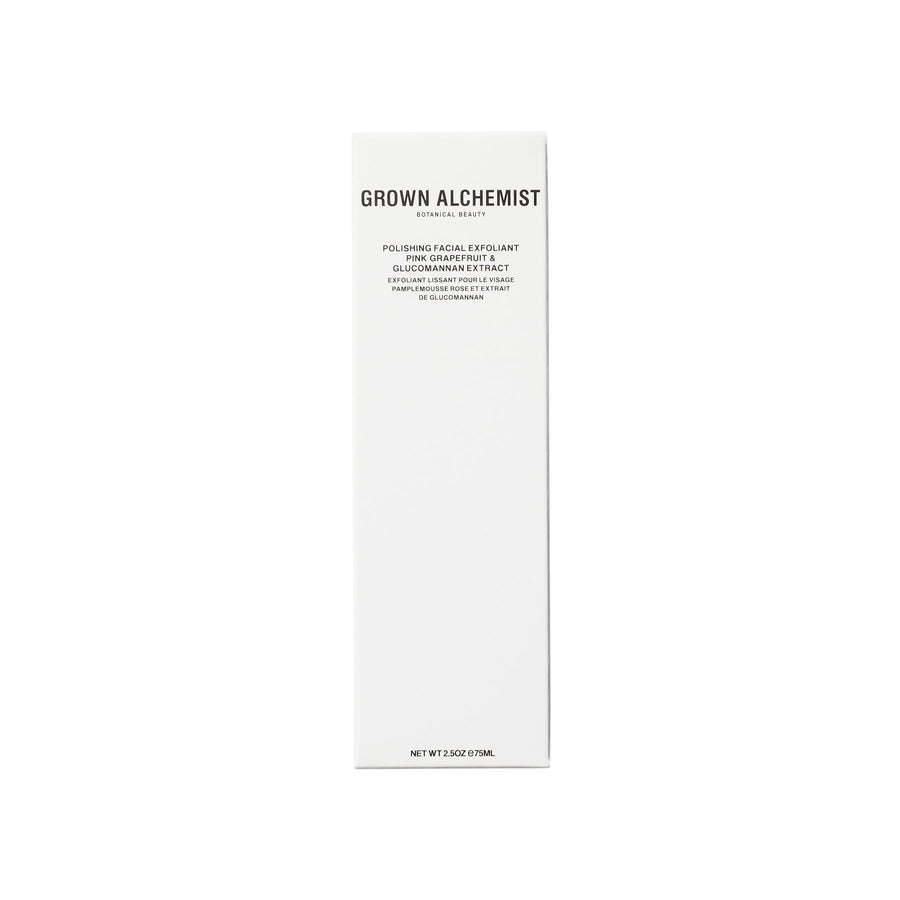 Exfoliante facial de GROWN ALCHEMIST - Polishing Facial Exfoliant