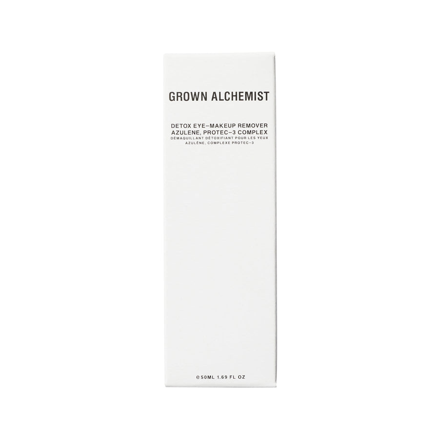 Desmaquillante de ojos detox de GROWN ALCHEMIST - Detox Eye Make-Up Remover