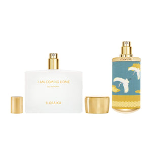 Eau de Parfum 'I Am Coming Home' - Secret Teas and Spices O Cha de FLORAÏKU