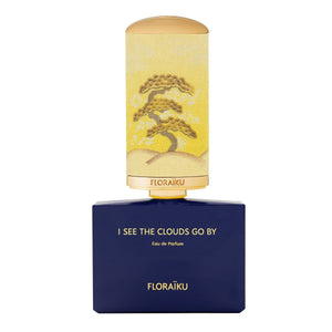 Eau de Parfum 'I See The Clouds Go By' - Enigmatic Flowers Ikebana de FLORAÏKU