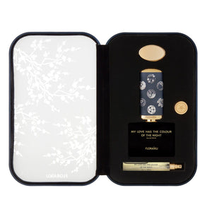 Eau de Parfum 'My Love Has The Colour Of The Night' - Forbidden Incense Kodo de FLORAÏKU