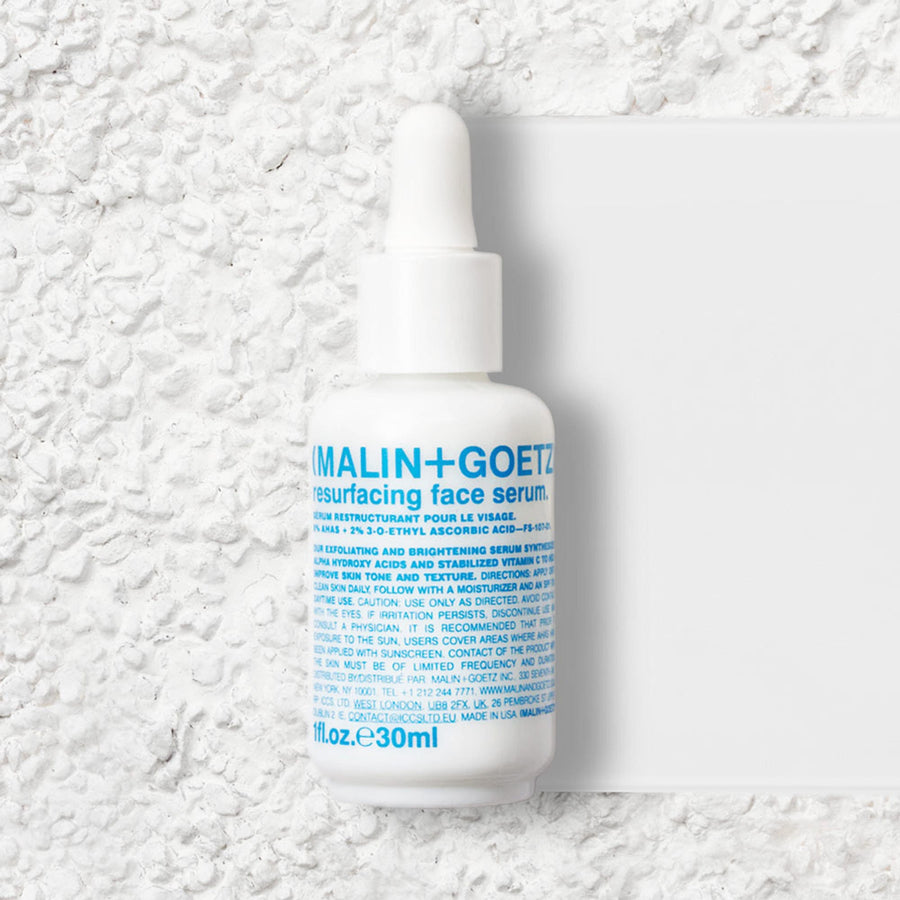 Sérum re-estructurante para el rostro de (MALIN+GOETZ) - Resurfacing Face Serum