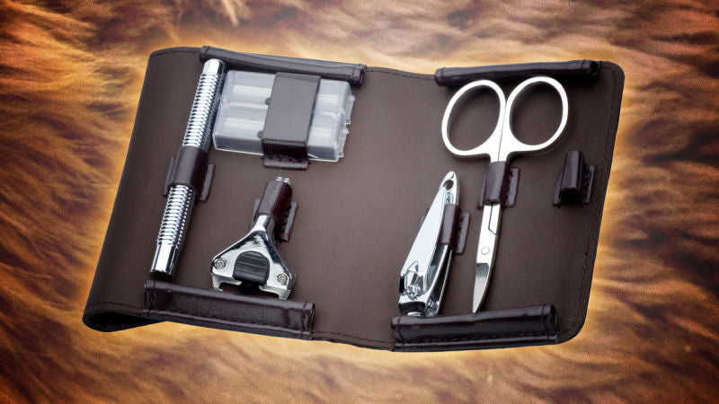 Accessories That Make Up Men's Shaving Kit