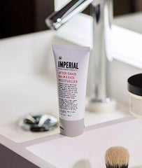Imperial Barber Products Aftershave Balm & Face Moisturizer