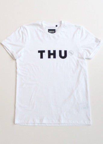 ROLL-UP T-SHIRT // THU