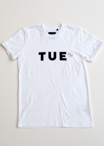 ROLL-UP T-SHIRT // TUE