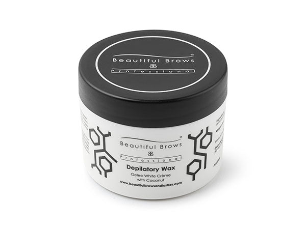 Gelee White Crème Coconut Depilatory Wax