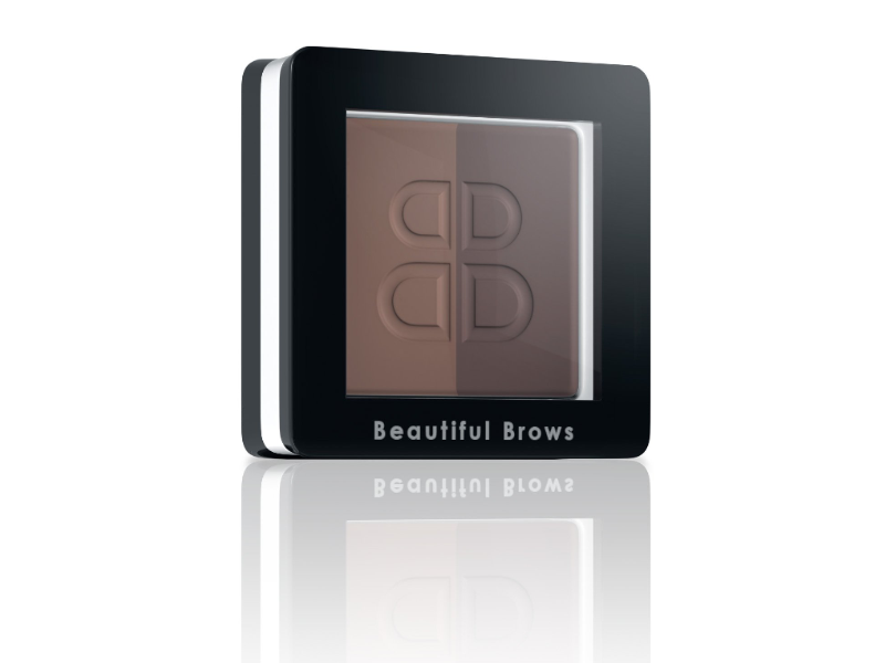 PRO Beautiful Brows Duo eyebrow powder - Light Brown / Medium Brown (Min. 5)