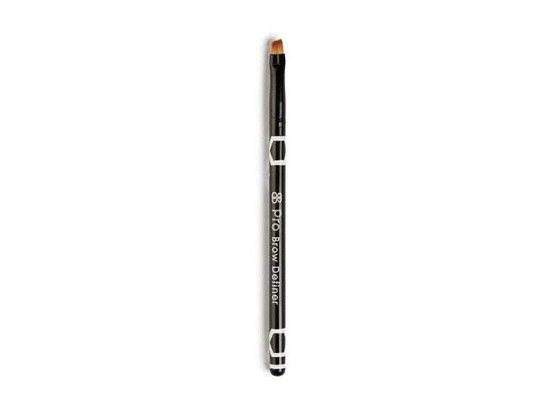Eyebrow defining brush