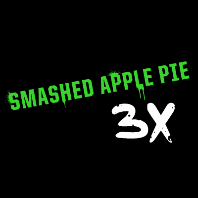 Riot Squad - Smashed Apple (3x)