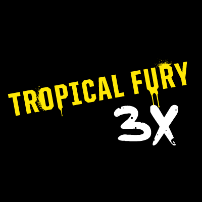 Riot Squad - Tropical Fury (3x)