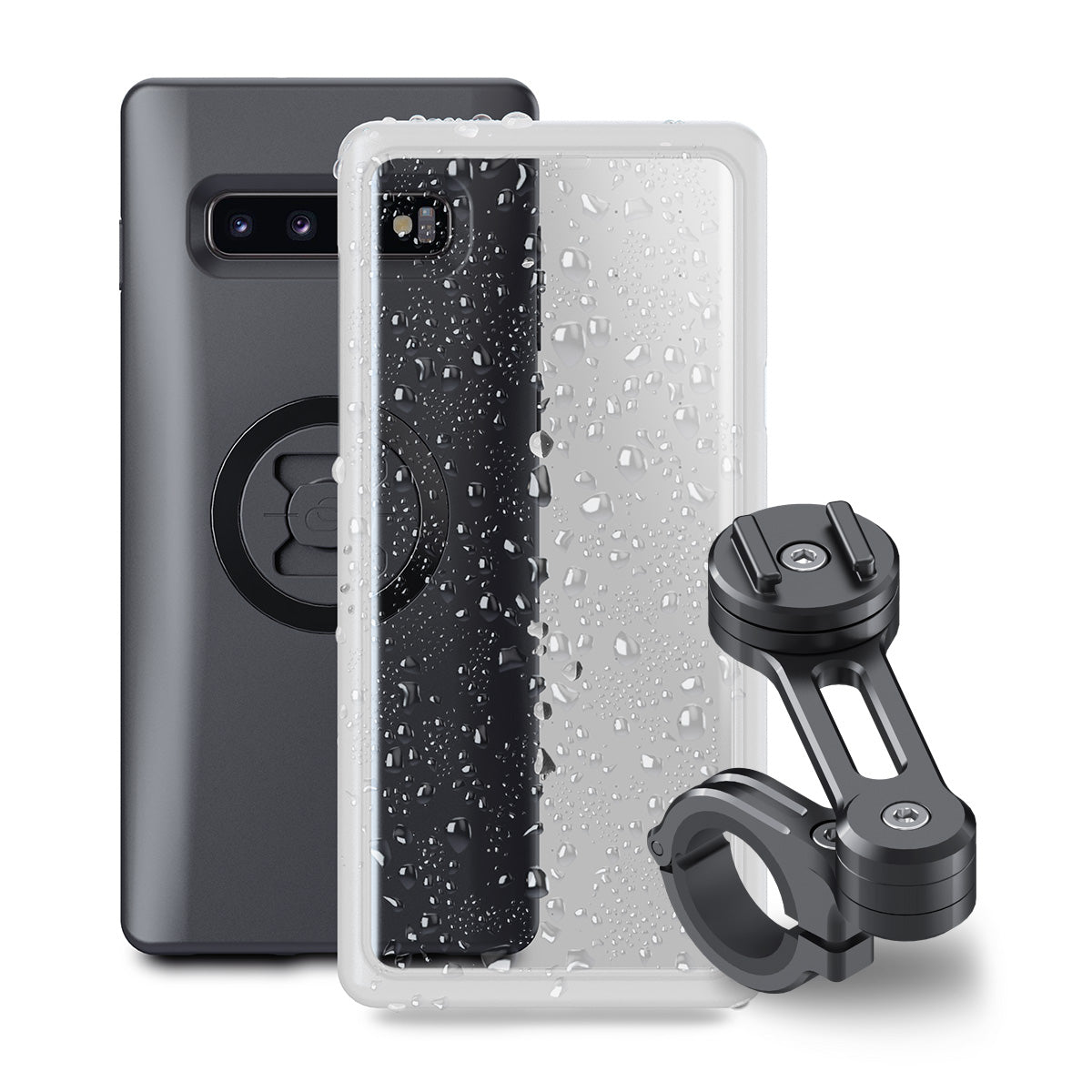 Sp Connect Moto Bundle For Mounting Your Smartphone To A Motorcycle
