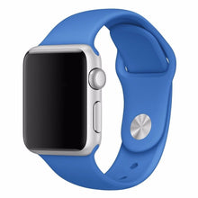 Apple Watch replacement strap by 94xStore (Royal blue)