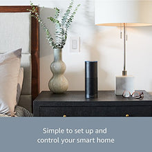 Introducing Echo Plus – With built-in smart home hub (Silver) – Includes Philips Hue Light Bulb