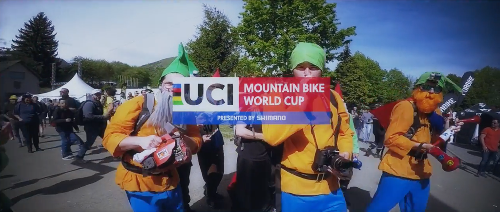 Mudhugger - UCi Downhill World Cup Lourdes France 2017 - Pinned TV