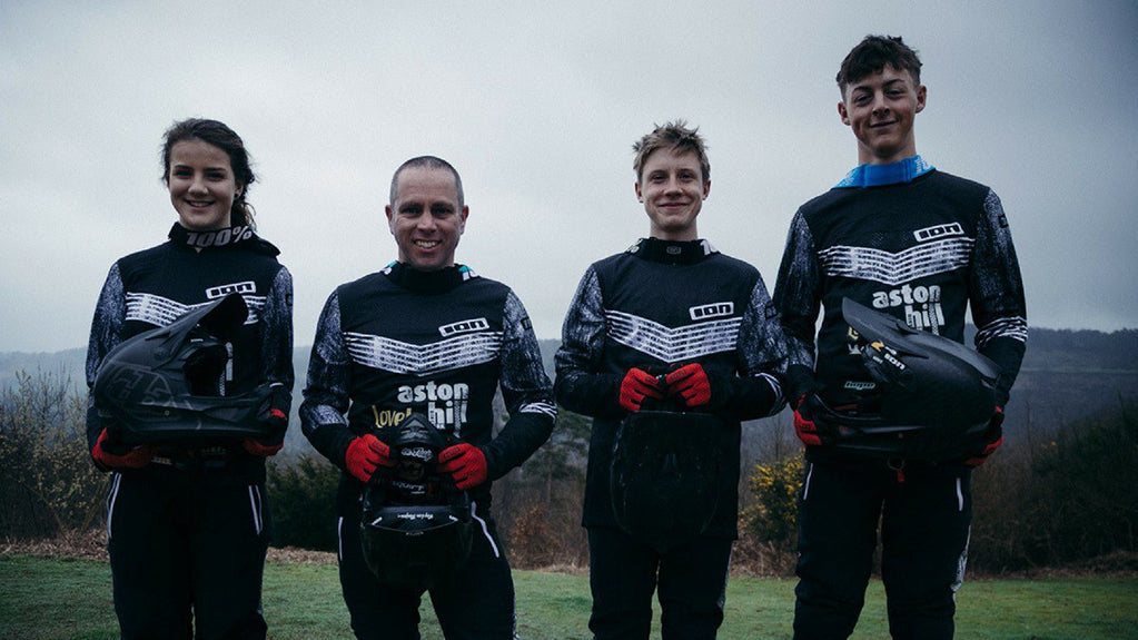 Under the skin of Aston Hill-Lovelo MTB racing team