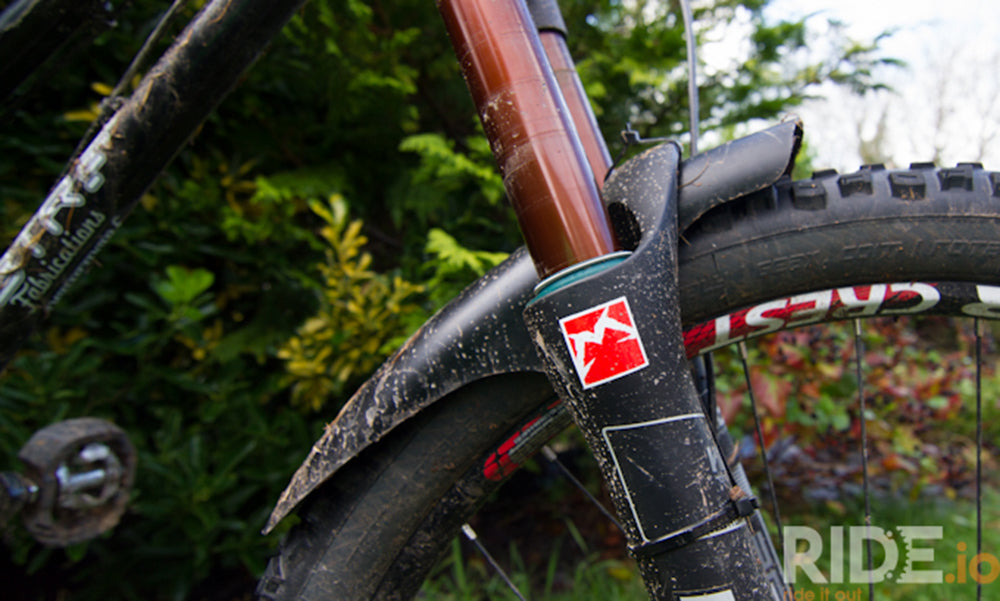 b00ca83dd7b Mudhugger are a British made brand producing a range of guards for the  front and back end of bikes. Based in the West Midlands they became fed up  with being ...