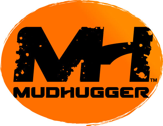 Mudhugger Sticker Pack