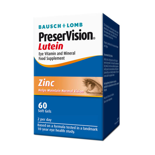 PreserVision Lutein Softgels