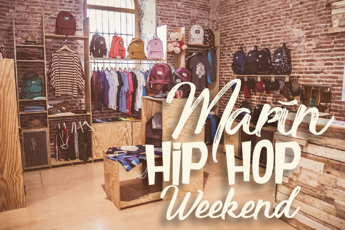 Marín HipHop Weekend