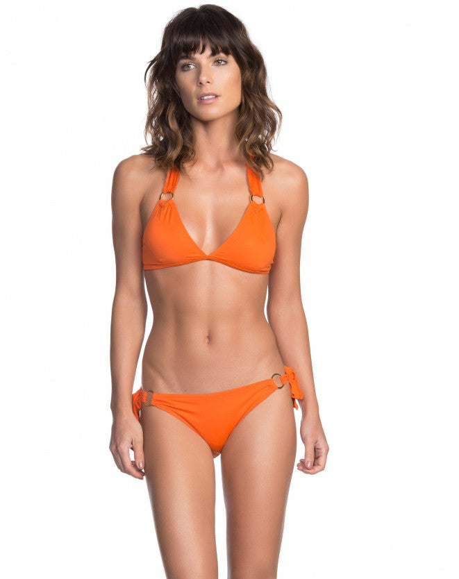 AMARO - Rings Orange Bikini Set - ByMargue